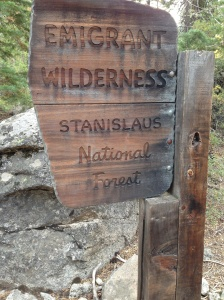 Emgrant Wilderness