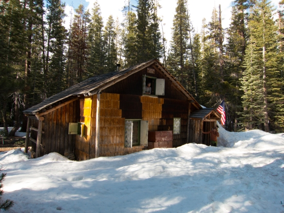 Snow Creek Cabin