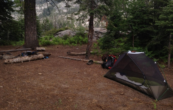 Lake Vernon Camp