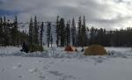 Ottoway Lakes Base Camp